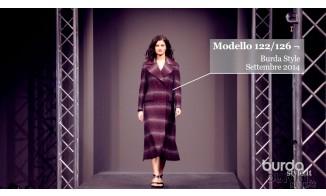 Cappotto Burda Style 126-102014