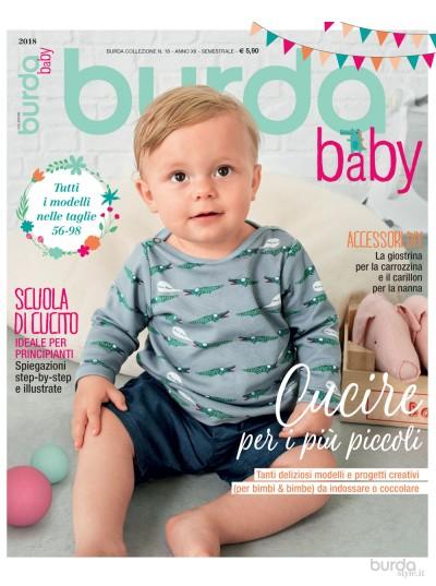Burda Collezione baby n.18/2018