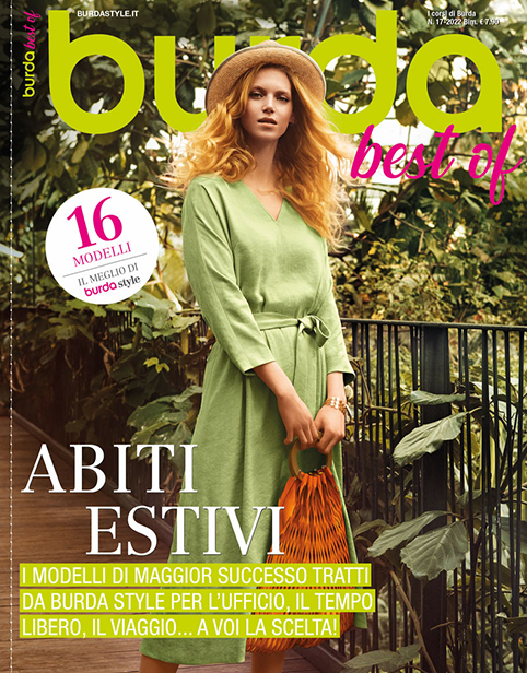 Burda Vivere la Casa - N.1 Feb./Mar. 2015