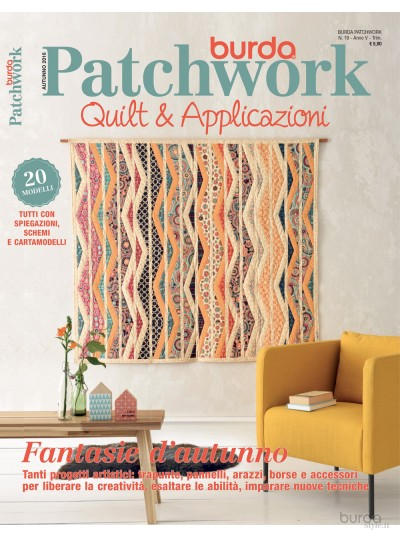 Burda Patchwork N.19/2016