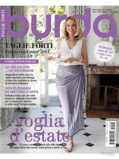 Burda Taglie Forti P/E 6/2011