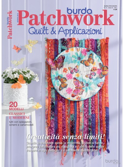 Burda Patchwork N.14/2015