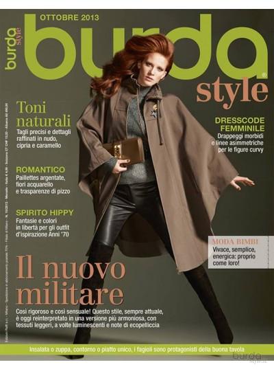 Burda Style 10/2013