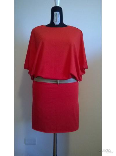 abito rosso