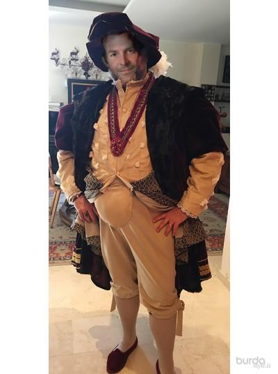 Costume Medioevo/Rinascimento da uomo