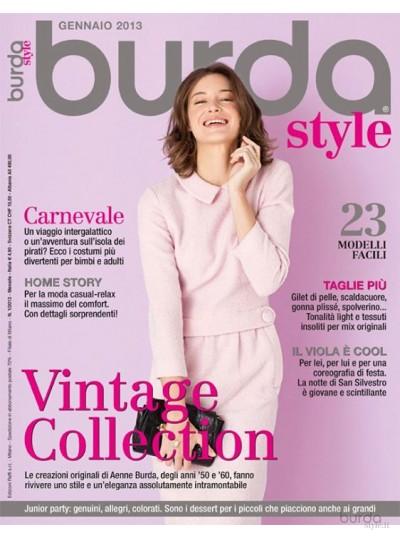 Burda Style 01/2013