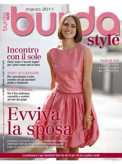 Burda Style 03/2011