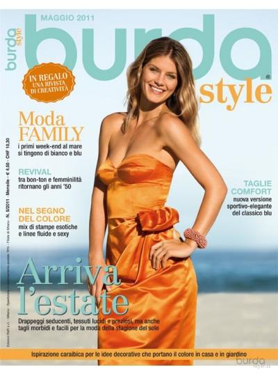 Burda Style 05/2011