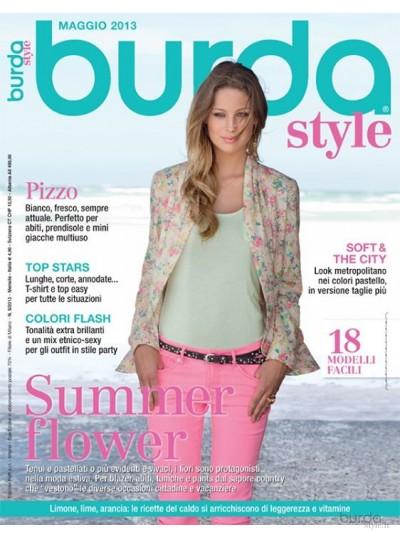 Burda Style 05/2013