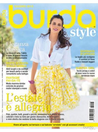 Burda Style 06/2013