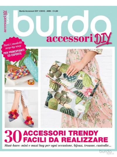 Burda accessori DIY 1/2018