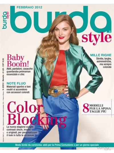 Burda Style 02/2012