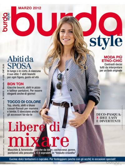 Burda Style 03/2012