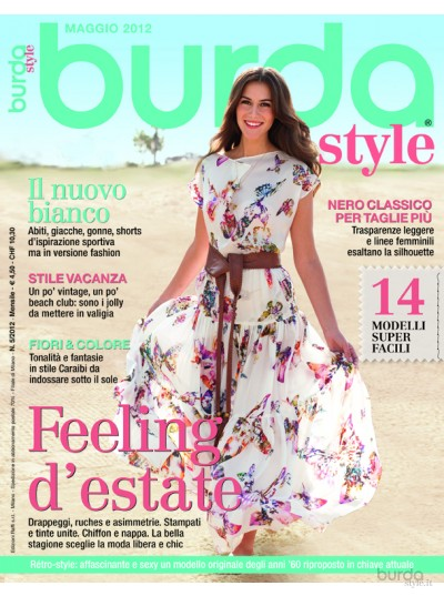 Burda Style 05/2012