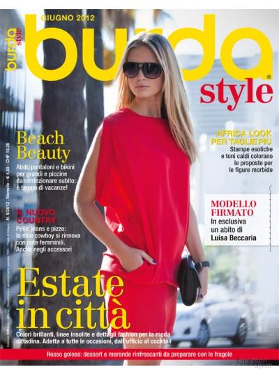 Burda Style 06/2012