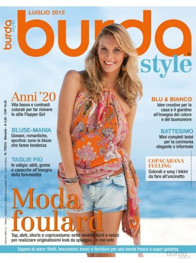 Burda Style 07/2012