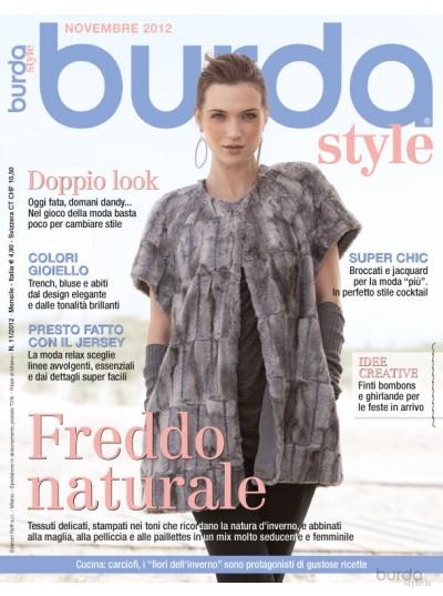 Burda Style 11/2012