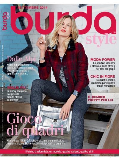 Burda Style 09/2014