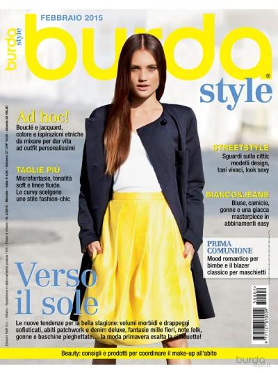 Burda Style 02/2015