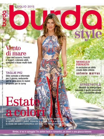 Burda Style 07/2015