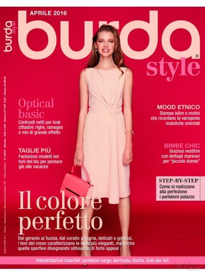 Burda Style 04/2016