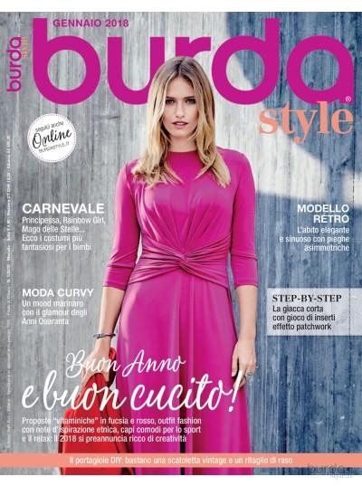 Burda Style 01/2018