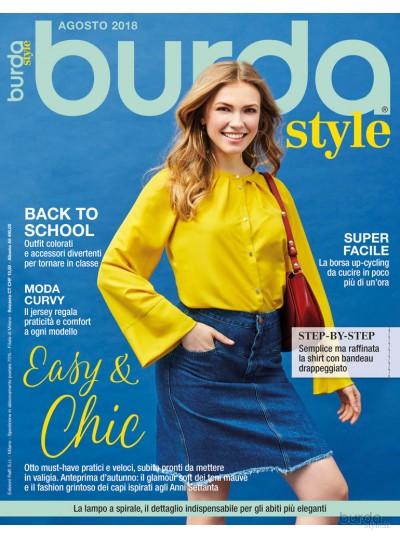 Burda Style 08/2018