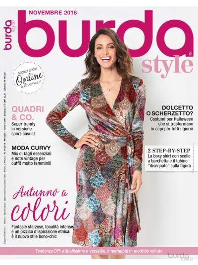 Burda Style 11/2018