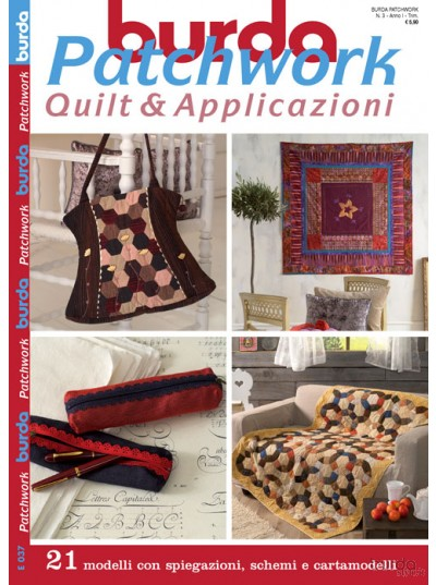 Burda Patchwork N.3/2012