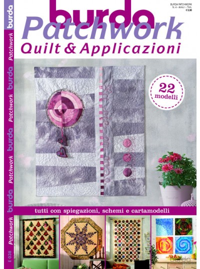 Burda Patchwork N.4/2012