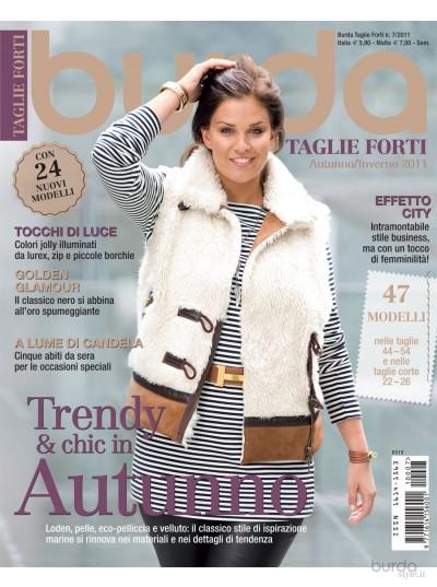 Burda Taglie Forti A/I 7/2011