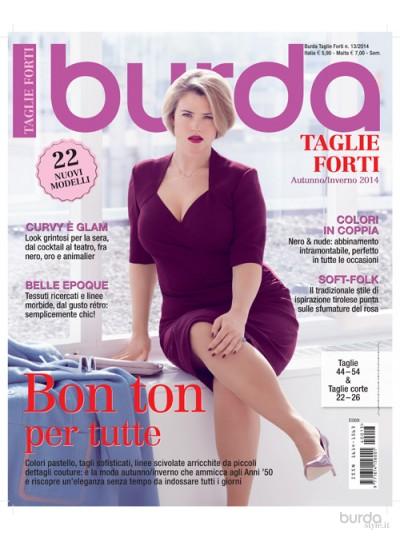 Burda Taglie Forti A/I 13/2014