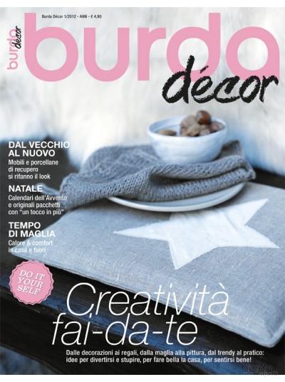 Burda décor 01/2012