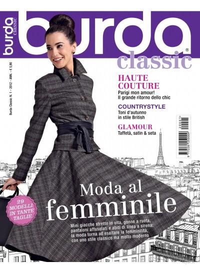 Burda Classic 01/2012
