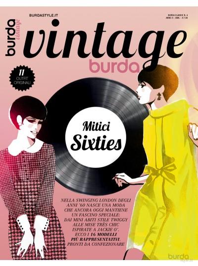 Burda Classic 04/2015 Vintage