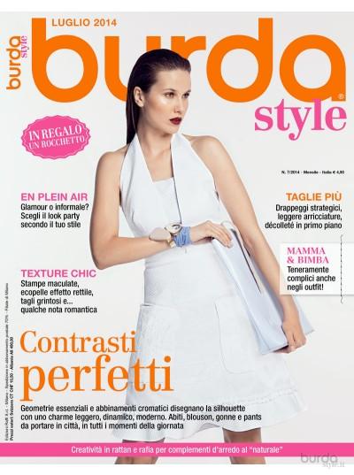 Burda Style 07/2014