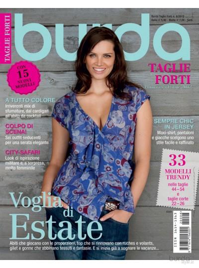 Burda Taglie Forti P/E 8/2012