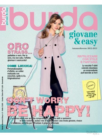 Burda giovane&easy A/I  n.5/2012-2013
