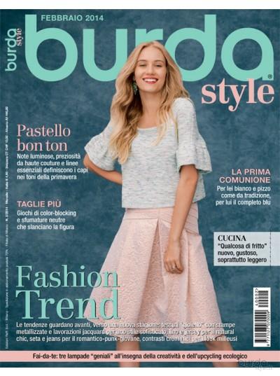 Burda Style 02/2014