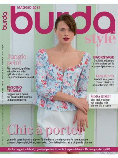 Burda Style 05/2014