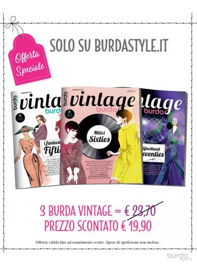 Burda Vintage - Promo