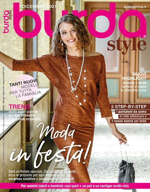 Burda Vivere la casa - N.5 Ott./Nov. 2012