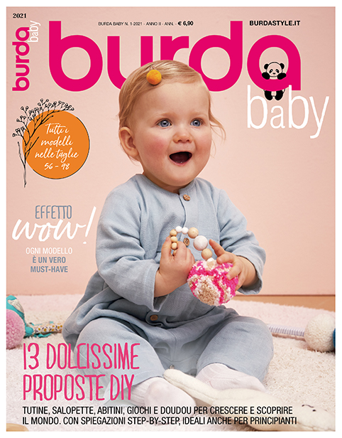 Burda Vivere la Casa - N.1 Feb./Mar. 2011