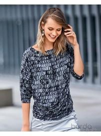Shirt asimmetrica