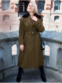 Cappotto in stile militare
