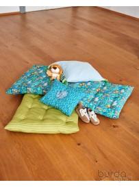 CuscinI e materassino