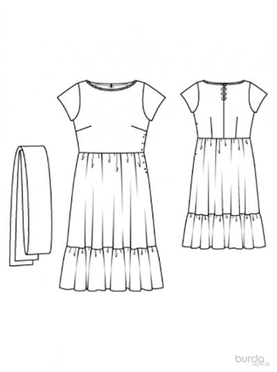 b405a4adc85b Donna - Shop   Cartamodelli - Abiti   tuniche Il mondo dei ...